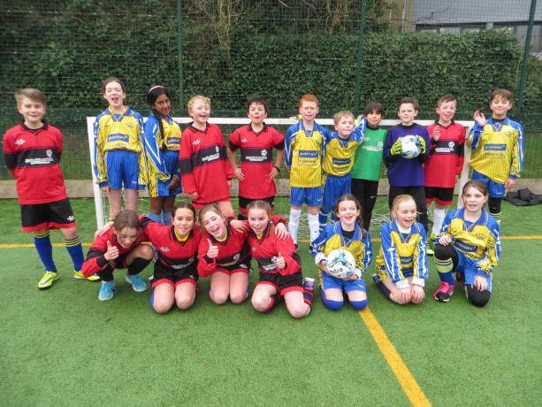Hayesfield School Football Tournament (1)