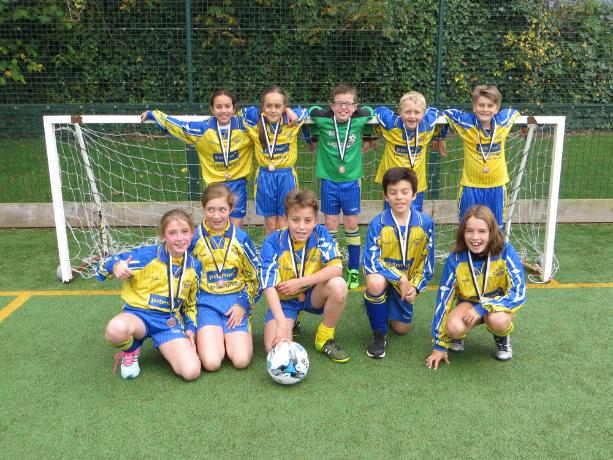 Hayesfield School Football Tournament (2)