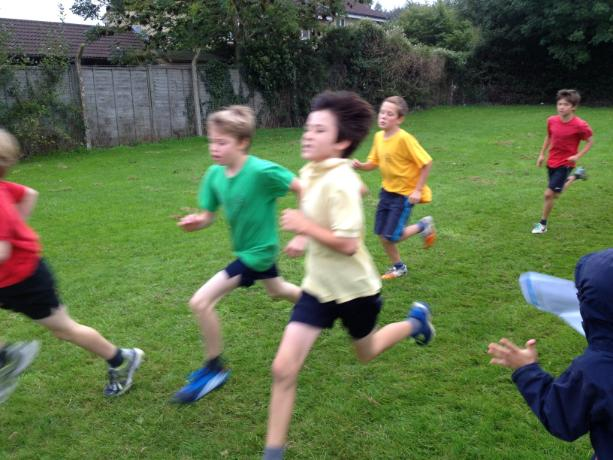 Inter-School Cross Country