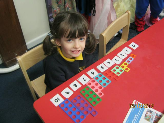 Reception maths (1)