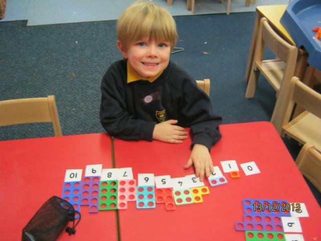 Reception maths (2)