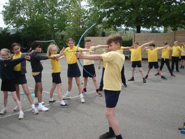 School Archery Day (3)
